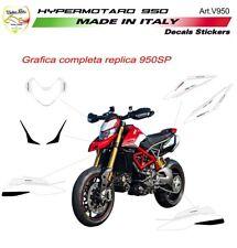 "Kit adesivi replica Ducati Hypemotard 950 SP - Ducati Hypermotard 950 ""V950"""
