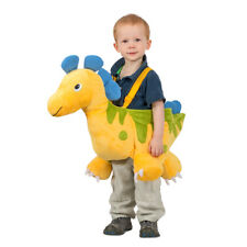 Child Yellow Ride-In Dragon Halloween Costume