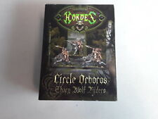 Privateer Press Hordes Circle Orboros Tharn Wolf Riders