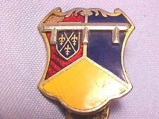 US Military 66th Infantry DI Pin Crest Medal Badge Clutchback Insignia G199