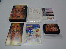 Bare Knuckle III Sega Megadrive Japan NMINT