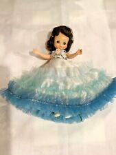 Betsy McCall Doll 8� Rare Brunette American Character in Original Condition