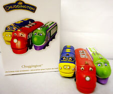 Hallmark 2012 CHUGGINGTON TRAIN ORNAMENT NEW IN BOX