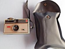 "MODEL 154=KODAK ""CAMERA"" INSTAMATIC,1965-VINTAGE, w/STRAP & PLASTIC CASE, IN USA"