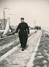 MARKEN c. 1950 -  Marin  Bateau  Voitures  Hollande - DIV8436