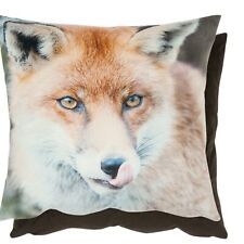 Clayre & Eef Pillow Cover Cushion Merry Christmas fuchs 45