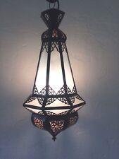Lustre plafonnier marocain fer forgé lampe de plafond u5 applique lanterne 50 cm