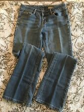 CHIP AND PEPPER Laguna Beach Bootcut Jeans Anthropologie Light Wash Size 1