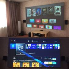 Foldable Home Cinema 16:9 Movie Cloth 100/120/133 inch For Epson Optoma Samsung
