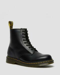 Women's Shoes Dr. Martens 1460 SMOOTH LEATHER LACE UP BOOTS