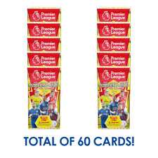 2019-20 PANINI ADRENALYN Premier League 10 paquetes total de 60 tarjetas de la nave de nosotros