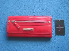 Jasper Conran red leather purse from Debenhams - new but tag fallen off