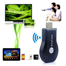 AnyCast WiFi Display Dongle Receiver HDMI TV DLNA Airplay Miracast W/ USB Cable