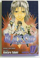 ESZ1035. NEW MANGA Black Cat Volume 17 Shonen Jump Graphic Novel Viz (2008)_