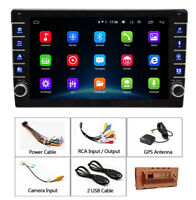 """8"""" Android 8.1 Car Stereo Radio 2Din Button Knob HD Screen GPS Mirror Link 1+16G"""