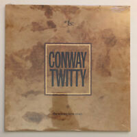 Conway Twitty - # 1's - Factory SEALED 1988 US 1st Press
