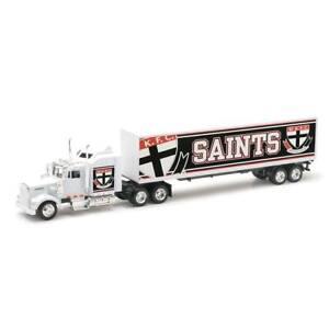 St Kilda Saints Kenworth W900 1966 Premiers Custom Truck 1:43
