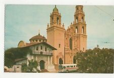 Mission San Francisco de Asis USA Old Postcard 068a