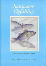 Saltwater Flyfishing: Britain and Northern Europe-ExLibrary