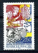 STAMP / TIMBRE FRANCE NEUF N° 2670 ** CELEBRITE / REVOLUTION / DEPARTEMENTS