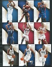 Gerald Henderson Bobcats 2012-13 Panini Immaculate Base Card #11 Limited 68/99