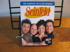 Seinfeld : Vol 1 (DVD, 2004, 4-Disc Set) As New - DVDs Never Removed From Case