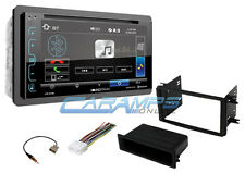 "NEW 6.2"" SOUNDSTREAM STEREO RADIO W CD/DVD PLAYER & BLUETOOTH W INSTALLATION KIT"