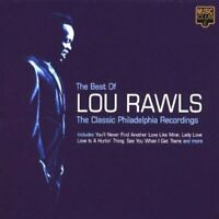 Lou Rawls Best of CD Value Guaranteed from eBay's biggest seller!