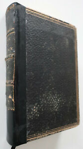 The Book of Mormon, Translated by Joseph Smith ~ 1874 ~ First RLDS Edition