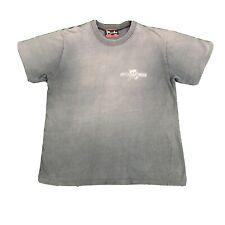 VINTAGE RARE MAMBO AUSTRALIA X WOOLY'S WHEELS T Shirt SIZE Large