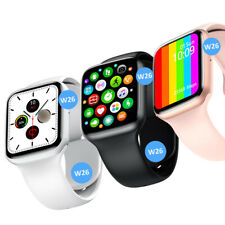 NEW Full HD Wrist Smart Watch Make/Answer Call Temperature ECG Heart Monitor UK