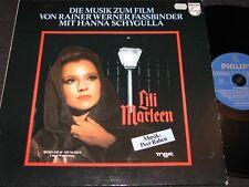 PEER RABEN Lili Marleen / German LP 1980 PHILIPS 6435083