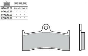 KAWASAKI ZX-7RR - Kit Plaquettes de frein AVANT - BREMBO - 38800234