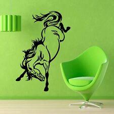 Pferde Wildpferd Wallsticker Wallpaper Wand Schmuck 59 x 87 cm Wandtattoo