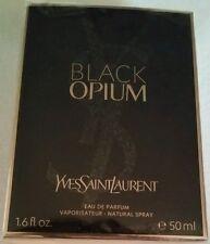 YVES SAINT LAURENT YSL BLACK OPIUM EDP 50 ML SPRAY WOMAN NEW BOX SEALED ORIGINAL