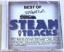 STIMELA Best Of Steam Tracks SOUTH AFRICA Cat# CDGMP40692