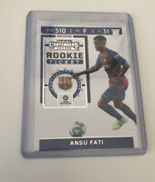 2019-20 Panini Chronicles Contenders Soccer - Ansu Fati Rookie Ticket #RT-4