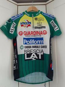 VINTAGE Brescia Lat Cycle Jersey - Size - Large