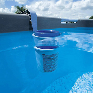 Intex 28000 Deluxe Wall Mount Surface Skimmer for Above Ground Pools 28000E |NEW