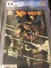 X-Force #1 CGC 9.8 Todd McFarlane Hidden Gem Variant