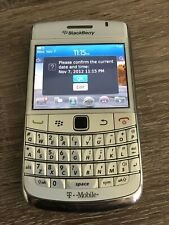 BlackBerry Bold 9780 - White (T-Mobile) Smartphone Works Good