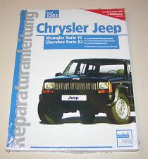 Manuale Riparazione Chrysler Jeep Wrangler Serie Yj / Cherokee Serie XJ
