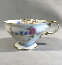 New listing Pv05309 Vintage Castleton Sunnvale Footed Cup