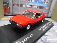 VW Volkswagen Scirocco MKI 1 1980 Coupe rot red GLI GTI GL IXO Triple 9 1:43