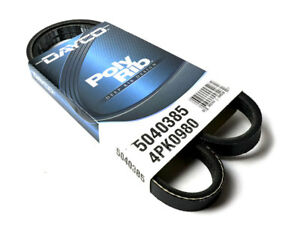 Dayco 4PK0980 V-Ribbed Belt