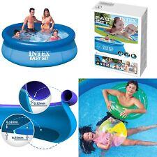 Grande Famille Piscine Gonflable Extérieur Enfants Swim Garden Party Kids Fun