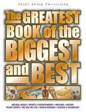 Greatest Book of the Biggest and Best, Williams, Brian, Very Good Book