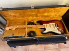 # guitare électrique vintage Strato EAGLE année 1970 avec valise et câble....... for sale