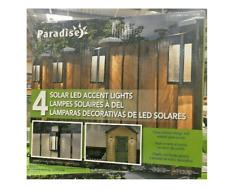 Paradise Solar LED Post Lights (6)