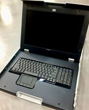 HP TFT7600 RKM KVM Lcd console unit
